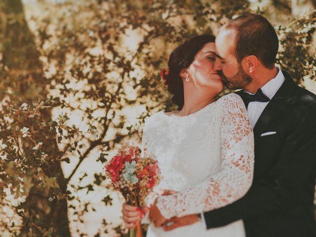 La boda de David y Mari Ángeles en La Solana, Ciudad Real 24