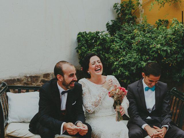 La boda de David y Mari Ángeles en La Solana, Ciudad Real 29