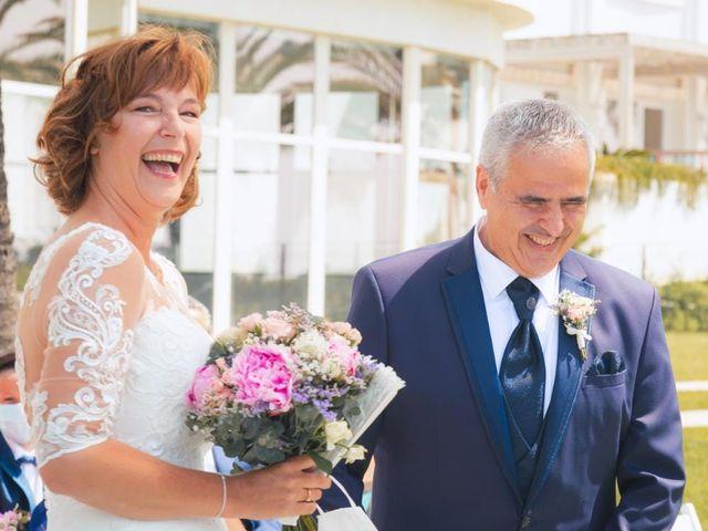 La boda de Anita y Jose Miguel