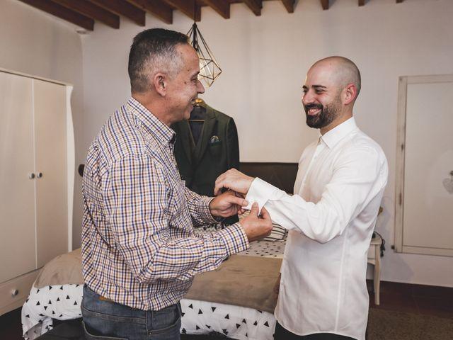 La boda de Sancho y María José en Dalias, Almería 9