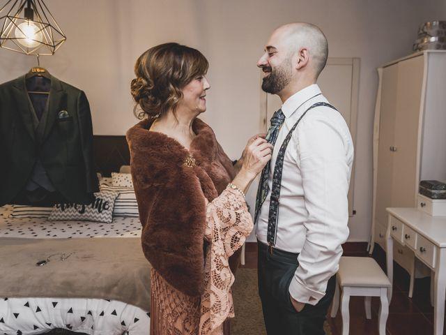 La boda de Sancho y María José en Dalias, Almería 13