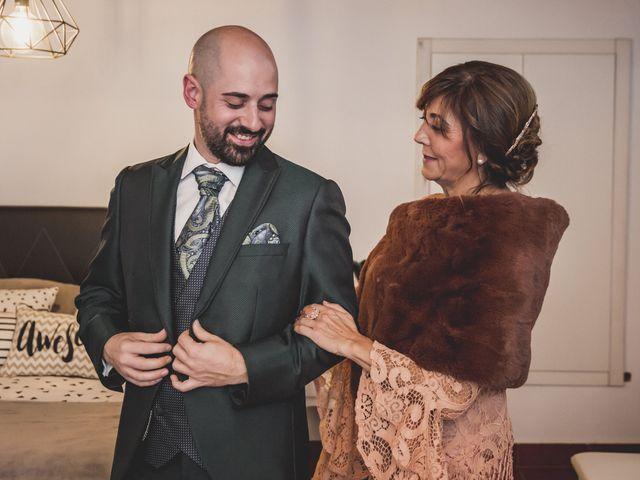 La boda de Sancho y María José en Dalias, Almería 15