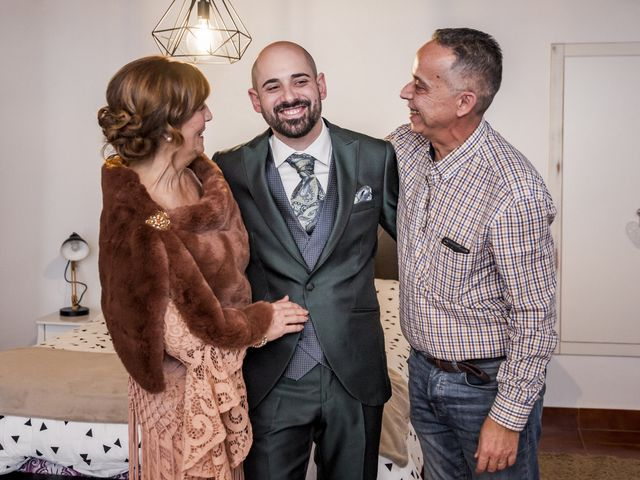 La boda de Sancho y María José en Dalias, Almería 16