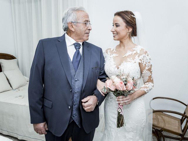 La boda de Sancho y María José en Dalias, Almería 34