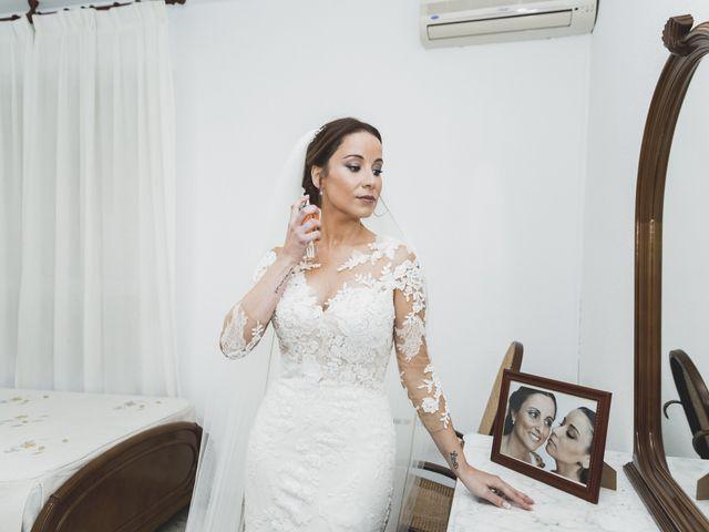 La boda de Sancho y María José en Dalias, Almería 35