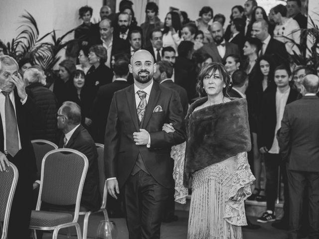La boda de Sancho y María José en Dalias, Almería 37
