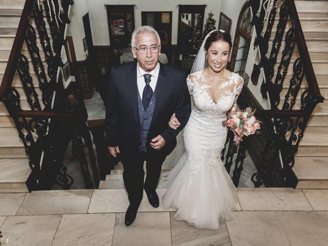 La boda de Sancho y María José en Dalias, Almería 38