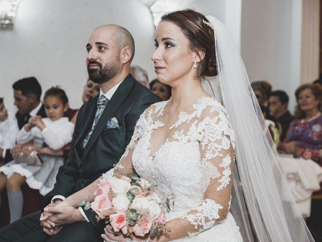 La boda de Sancho y María José en Dalias, Almería 40