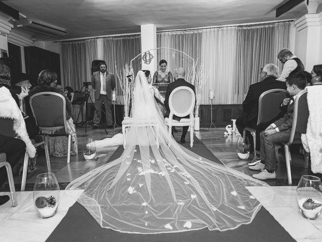 La boda de Sancho y María José en Dalias, Almería 41