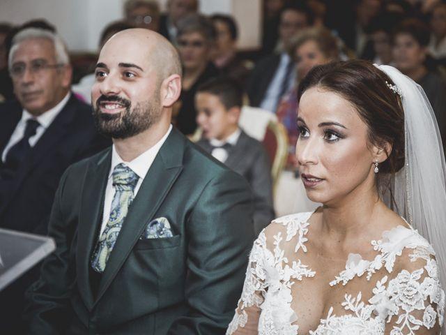 La boda de Sancho y María José en Dalias, Almería 42