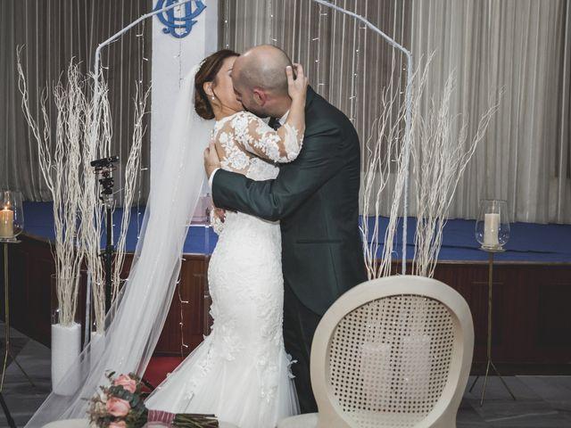 La boda de Sancho y María José en Dalias, Almería 47