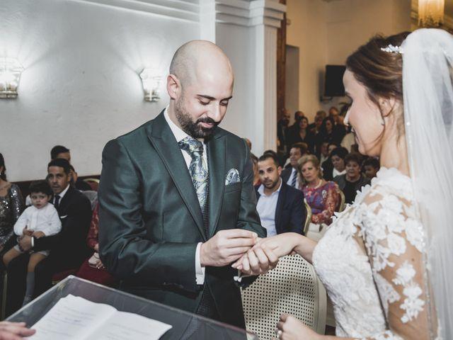 La boda de Sancho y María José en Dalias, Almería 48