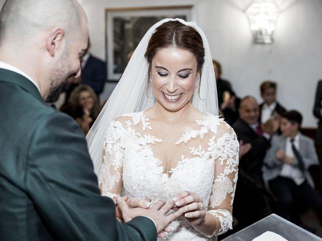 La boda de Sancho y María José en Dalias, Almería 49