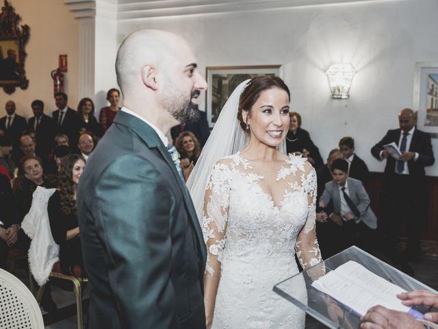 La boda de Sancho y María José en Dalias, Almería 50