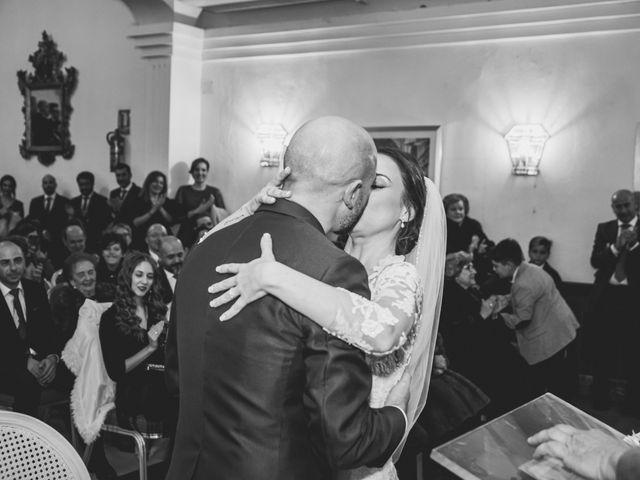 La boda de Sancho y María José en Dalias, Almería 51