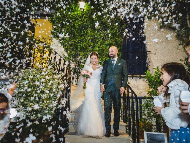 La boda de Sancho y María José en Dalias, Almería 1