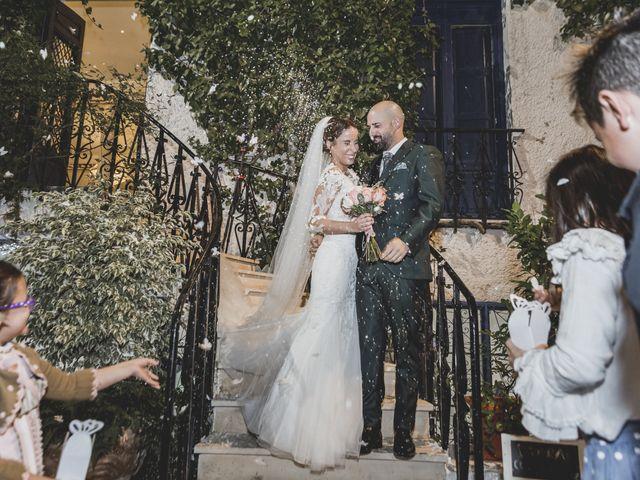 La boda de Sancho y María José en Dalias, Almería 53