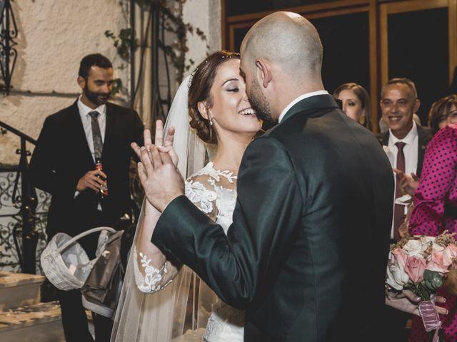 La boda de Sancho y María José en Dalias, Almería 54
