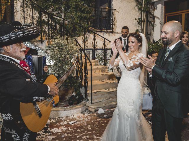 La boda de Sancho y María José en Dalias, Almería 55