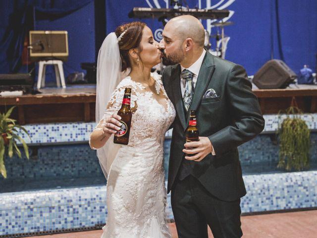 La boda de Sancho y María José en Dalias, Almería 58