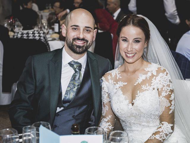 La boda de Sancho y María José en Dalias, Almería 59