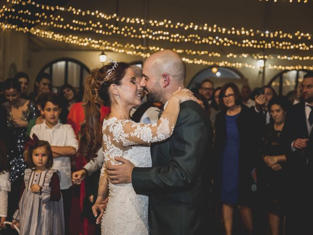 La boda de Sancho y María José en Dalias, Almería 2