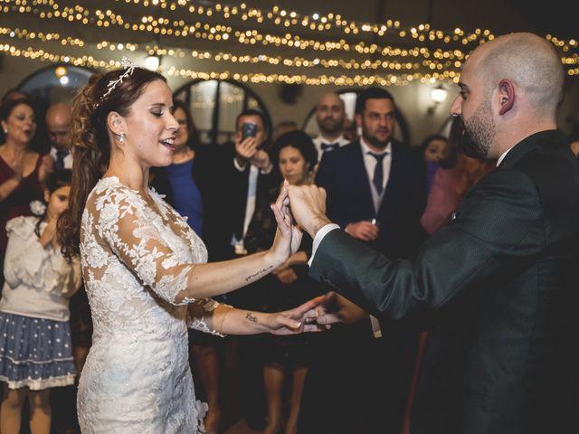 La boda de Sancho y María José en Dalias, Almería 60