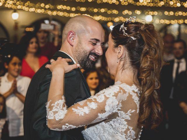 La boda de Sancho y María José en Dalias, Almería 62