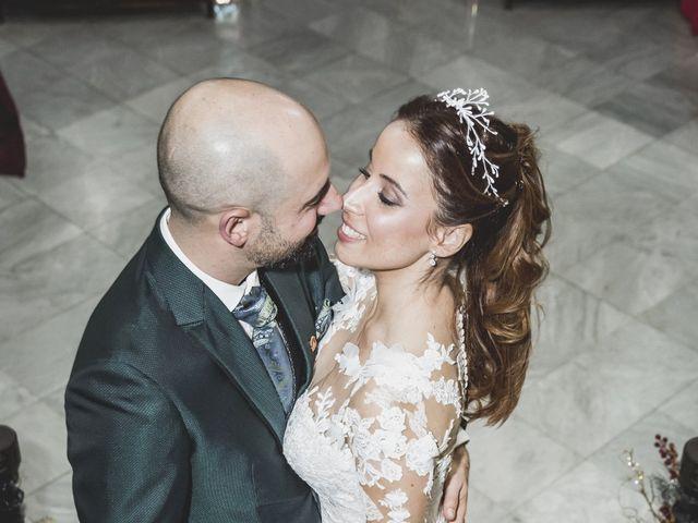 La boda de Sancho y María José en Dalias, Almería 66