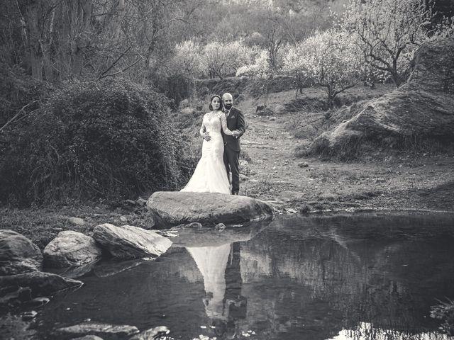 La boda de Sancho y María José en Dalias, Almería 70