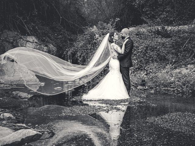 La boda de Sancho y María José en Dalias, Almería 81