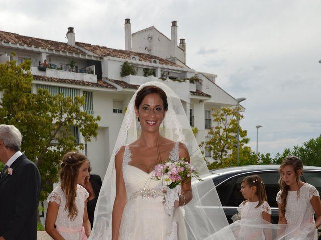 La boda de Alejandro y Amalia en Nueva Andalucia, Málaga 5