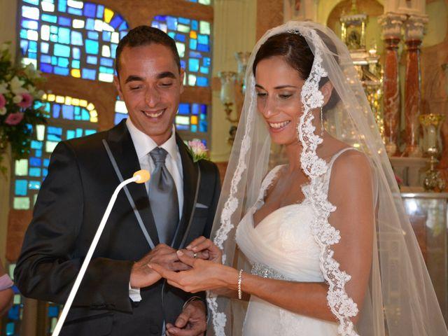 La boda de Alejandro y Amalia en Nueva Andalucia, Málaga 1