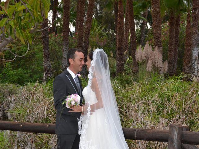 La boda de Alejandro y Amalia en Nueva Andalucia, Málaga 21