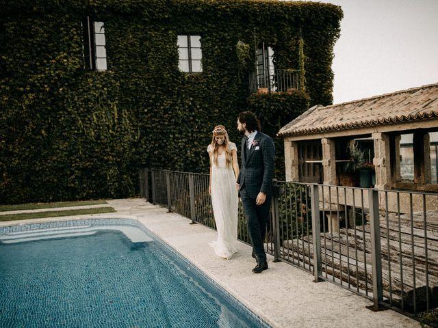 La boda de Ben y Susana