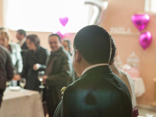 La boda de Diego y Elena en Caldas De Reis (Casco Urbano), Pontevedra 1
