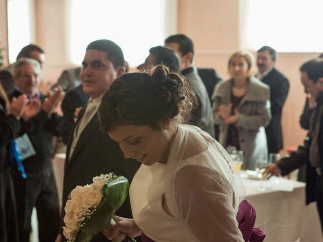 La boda de Diego y Elena en Caldas De Reis (Casco Urbano), Pontevedra 2