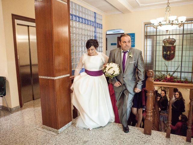 La boda de Diego y Elena en Caldas De Reis (Casco Urbano), Pontevedra 33