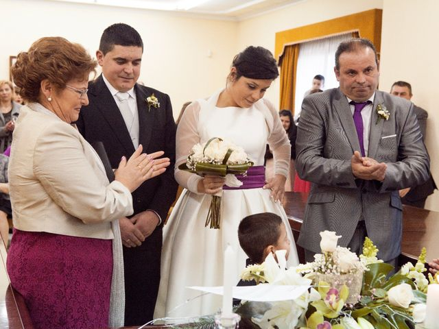 La boda de Diego y Elena en Caldas De Reis (Casco Urbano), Pontevedra 41