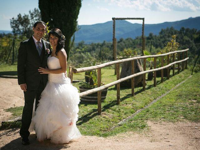 La boda de Jose y Sonia en Brunyola, Girona 1