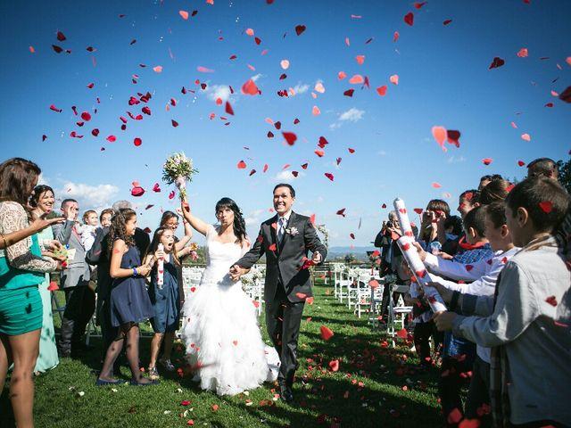 La boda de Jose y Sonia en Brunyola, Girona 11