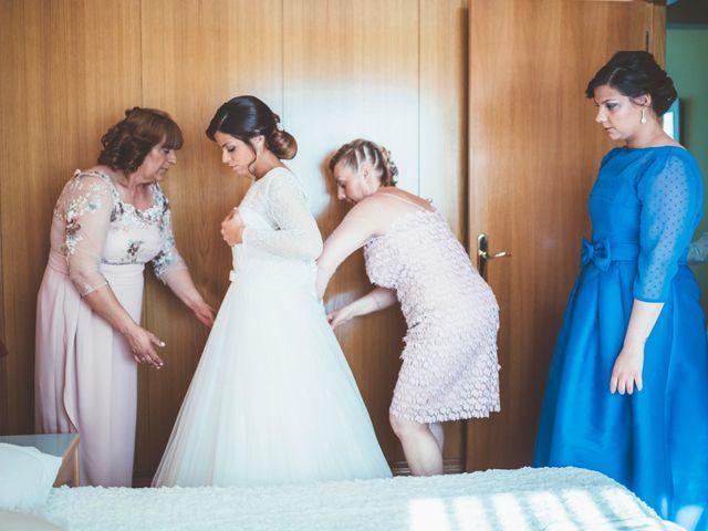 La boda de David y Roser en Deltebre, Tarragona 18