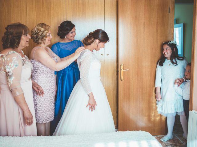 La boda de David y Roser en Deltebre, Tarragona 21