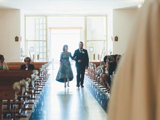 La boda de David y Roser en Deltebre, Tarragona 40