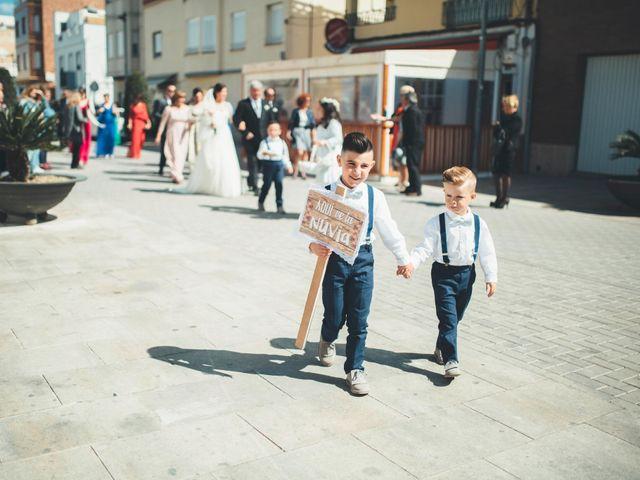 La boda de David y Roser en Deltebre, Tarragona 41