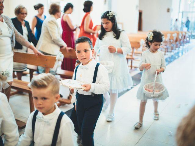 La boda de David y Roser en Deltebre, Tarragona 43