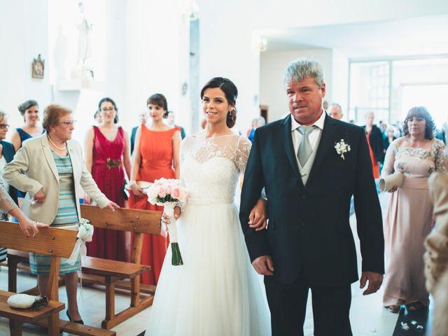 La boda de David y Roser en Deltebre, Tarragona 45