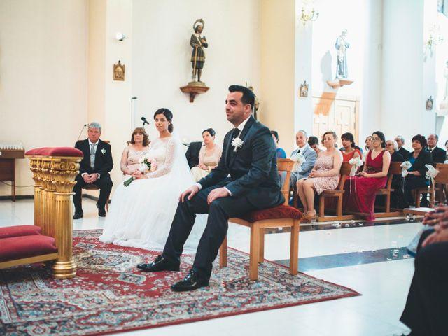 La boda de David y Roser en Deltebre, Tarragona 47