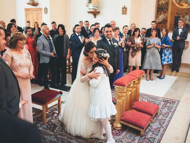 La boda de David y Roser en Deltebre, Tarragona 55
