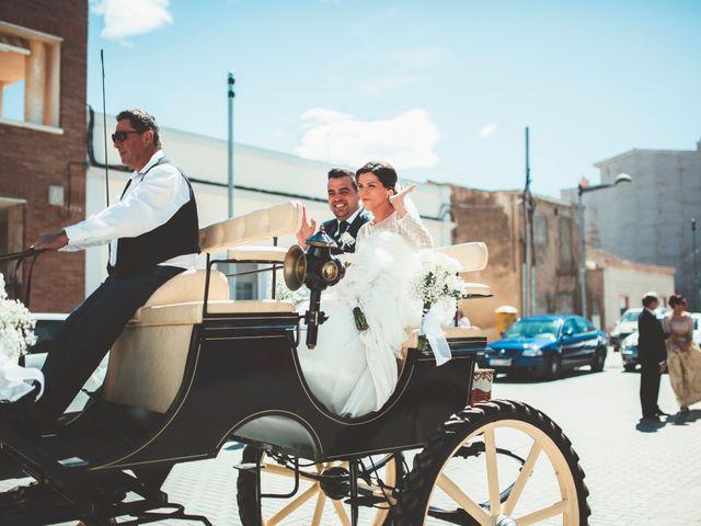 La boda de David y Roser en Deltebre, Tarragona 58